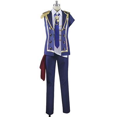 ツキウタ。 アニメ版 卯月新 コスプレ衣装
