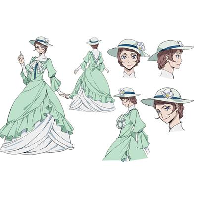 ◆5点限定・予約商品◆ 文豪ストレイドッグス マーガレット・ミッチェル コスプレ衣装