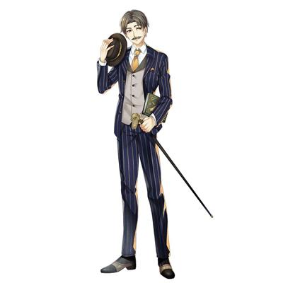 ◆5点限定・予約商品◆ 文豪とアルケミスト 夏目漱石(なつめ そうせき)コスプレ衣装