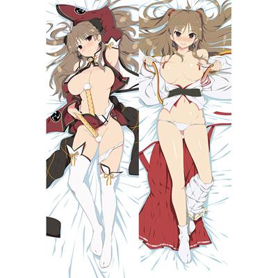 閃乱カグラ SHINOVI VERSUS 少女達の証明 蓮華(れんか)等身大抱き枕カバー、オリジナル抱き枕カバー、アニメ抱き枕