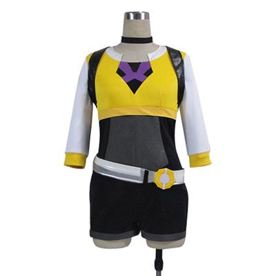 ポケモンGO 女子初級者 黄色 コスプレ衣装