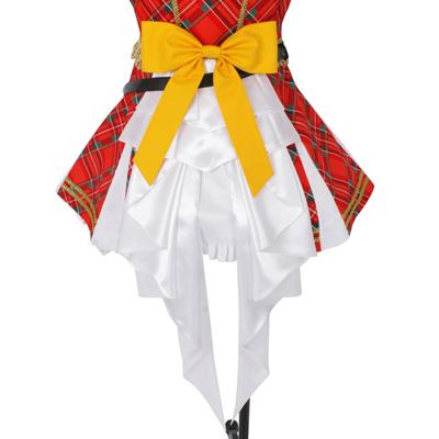 アイドルマスターシンデレラガールズ スターライトステージ  1周年記念 島村卯月  コスプレ衣装