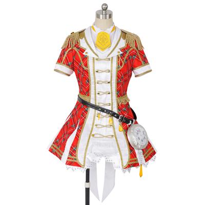 アイドルマスターシンデレラガールズ スターライトステージ 1周年記念 本田未央 (ほんだみお) コスプレ衣装