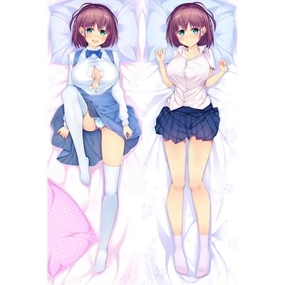 月曜日のたわわ  小愛  等身大抱き枕カバー、オリジナル抱き枕カバー、アニメ抱き枕