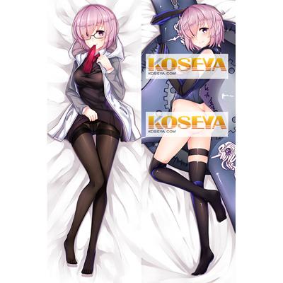 Fate/Grand Order   マシュ・キリエライト / シールダー   抱き枕カバー、等身大抱き枕カバー ver.2