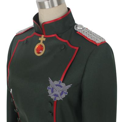 幼女戦記  ターニャ・デグレチャフ  コスプレ  衣装