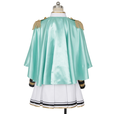 THE IDOLM@STER アイドルマスター STARLIGHT MASTER 04 生存本能ヴァルキュリア 相葉夕美コスプレ衣装