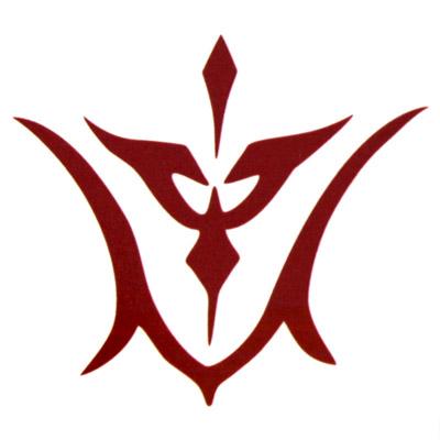 Fate/Grand Order   女主人公   魔術協会制服    タトゥーシール   コスプレ道具