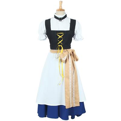 Axis Powers ヘタリア    リヒテン/リヒ/リヒ嬢/リヒテンシュタイン   コスプレ衣装