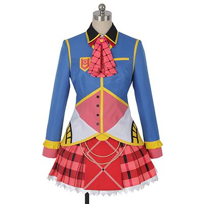 ラブライブ! サンシャイン!!     3rdシングル HAPPY PARTY TRAIN   国木田花丸(くにきだ はなまる) コスプレ衣装