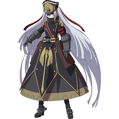 ◆5点限定・予約商品◆ Re:CREATORS/レクリエイターズ   軍服の姫君   コスプレ衣装