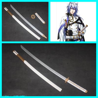 戦刻ナイトブラッド   上杉謙信(うえすぎけんしん)  刀+鞘   コスプレ道具
