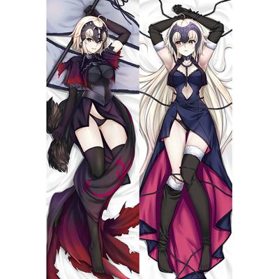 Fate/Grand Order  ジャンヌ·オルタ   等身大抱き枕カバー、オリジナル抱き枕カバー、アニメ抱き枕