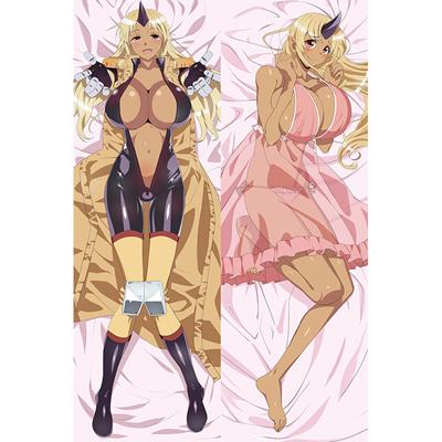 モンスター娘のいる日常   ティオニシア   等身大抱き枕カバー、オリジナル抱き枕カバー、アニメ抱き