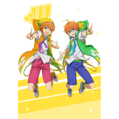 ◆10点限定・予約商品◆ アイドルマスター SideM   蒼井悠介/蒼井享介  コスプレ衣装 予約開始!