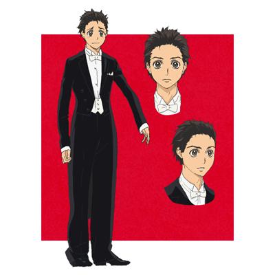 ◆5点限定・予約商品◆ ボールルームへようこそ   富士田多々良(ふじた たたら)   コスプレ衣装