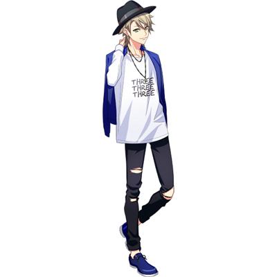 ◆5点限定・予約商品◆  A3!(エースリー) 夏組   三好一成(みよしかずなり)   コスプレ衣装
