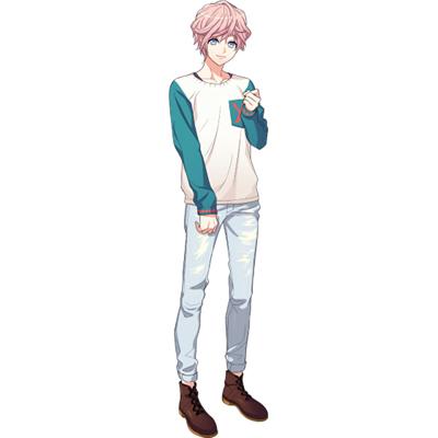 ◆5点限定・予約商品◆ A3!(エースリー) 夏組   向坂椋(さきさかむく)   コスプレ衣装