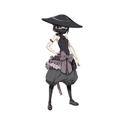 ◆5点限定・予約商品◆ プリンセス・プリンシパル   ちせ    スパイ服    コスプレ衣装
