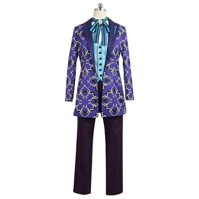 A3!(エースリー) 冬組   御影密(みかげひそか)    花柄   制服      コスプレ衣装