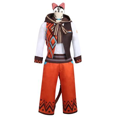 A3!(エースリー) 夏組 にぼしを巡る冒険      皇天馬(すめらぎてんま)      コスプレ衣装
