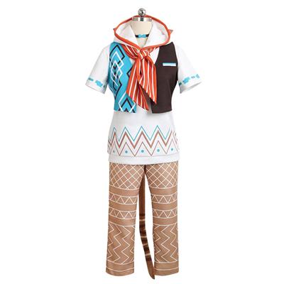 A3!(エースリー) 夏組 にぼしを巡る冒険     斑鳩三角(いかるが みすみ)     コスプレ衣装