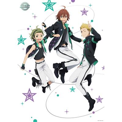 ◆10点限定・予約商品◆ アイドルマスター SideM  Jupiter   御手洗翔太  コスプレ衣装 予約開始!