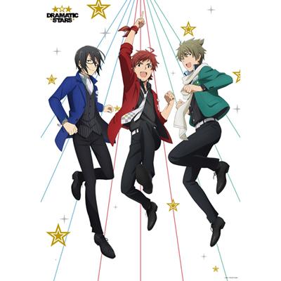 ◆10点限定・予約商品◆ アイドルマスター SideM   DRAMATIC STARS       全員    コスプレ衣装 予約開始!