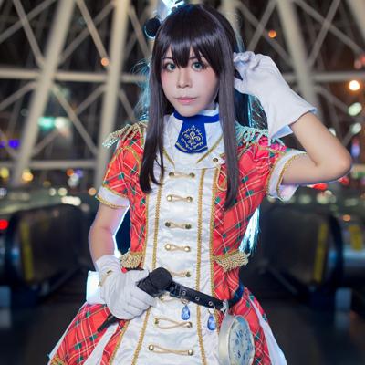 アイドルマスターシンデレラガールズ  1周年記念 渋谷凛 コスプレ衣装
