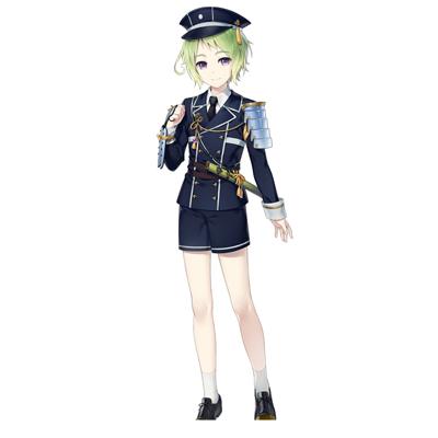 刀剣乱舞     短刀   毛利藤四郎(もうりとうしろう)     コスプレ衣装