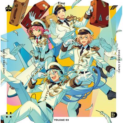 ◆5点限定・予約商品◆ あんさんぶるスターズ!(Ensemble Stars!)   fine(フィーネ) 全員 コスプレ衣装 予約開始!