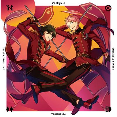 ◆5点限定・予約商品◆ あんさんぶるスターズ!(Ensemble Stars!)   Valkyrie(ヴァルキュリー)   影片みか/齋宮宗     コスプレ衣装 予約開始!