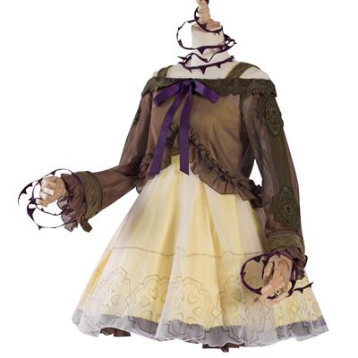 シノアリス SINoALICE    睡眠    いばら姫     コスプレ衣装ver.3