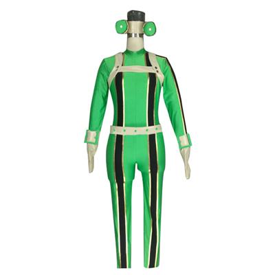 僕のヒーローアカデミア   蛙吹梅雨(あすい つゆ) / FROPPY(フロッピー)   コスプレ衣装