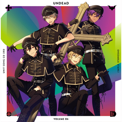 あんさんぶるスターズ!(Ensemble Stars!) UNDEAD 全員 コスプレ衣装  長袖