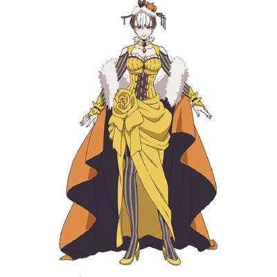 ◆5点限定・予約商品◆ Code:Realize 〜創世の姫君〜   アレクサンドリナ・ヴィクトリア    コスプレ衣装