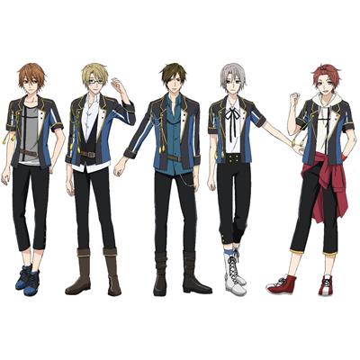 ◆10点限定・予約商品◆ TSUKIPRO THE ANIMATION   SOARA/ ソアラ 全員  コスプレ衣装 予約開始!
