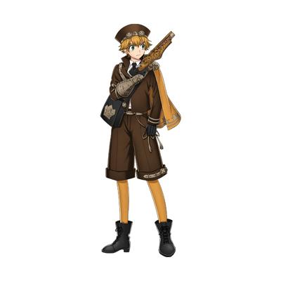 ◆5点限定・予約商品◆ 千銃士    カール    コスプレ衣装