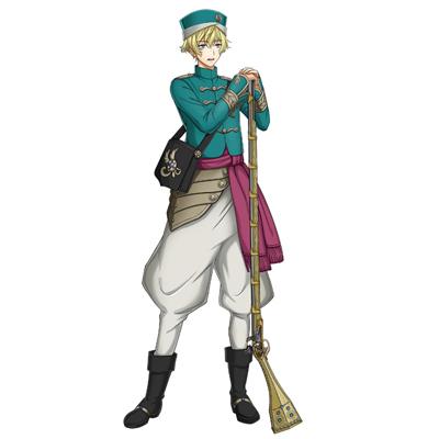 ◆5点限定・予約商品◆ 千銃士    エセン   コスプレ衣装