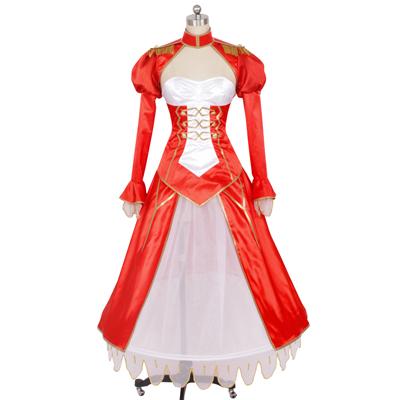 【FGO 衣装】Fate/Grand Order   fgo  ネロ・クラウディウス(赤セイバー)   コスプレ衣装