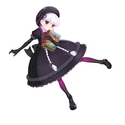 ◆5点限定・予約商品◆  Fate/EXTRA Last Encore キャスター ナーサリー・ライム コスプレ衣装
