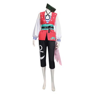 A3!(エースリー) 瑠璃川幸(るりかわゆき) 夏組第3回公演「抜錨!スカイ海賊団」 コスプレ衣装