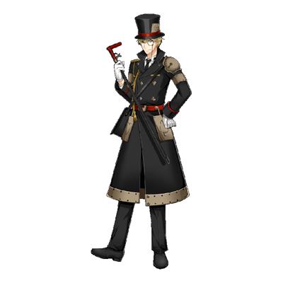 ◆5点限定・予約商品◆ 千銃士 ケイン  コスプレ衣装