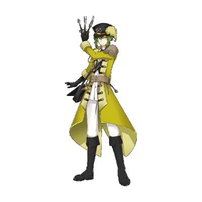 ◆5点限定・予約商品◆ 千銃士 カトラリー  コスプレ衣装