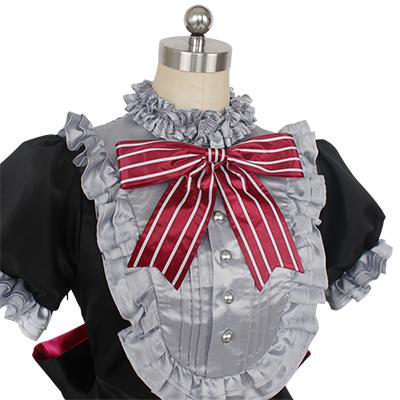 Fate/EXTRA Last Encore キャスター ナーサリー・ライム コスプレ  衣装