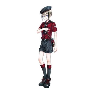 ◆5点限定・予約商品◆ 刀剣乱舞   日向正宗(ひゅうがまさむね)  内番  コスプレ衣装