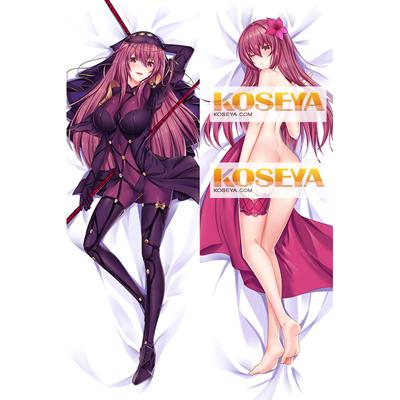 Fate/Grand Order  スカサハ  等身大抱き枕カバー、オリジナル抱き枕カバー、アニメ抱き枕  18ver.2