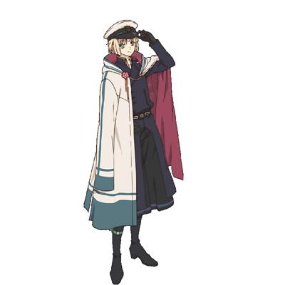 ◆5点限定・予約商品◆ ニル・アドミラリの天秤 帝都幻惑綺譚    星川翡翠(ホシカワ ヒスイ)    コスプレ衣装