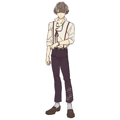 ◆5点限定・予約商品◆ ニル・アドミラリの天秤 帝都幻惑綺譚    鷺澤累(サギサワ ルイ)    コスプレ衣装