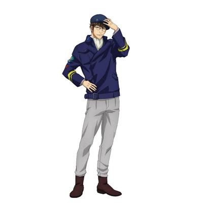 ◆5点限定・予約商品◆ 銀河英雄伝説Die Neue These   アレックス・キャゼルヌ    コスプレ衣装